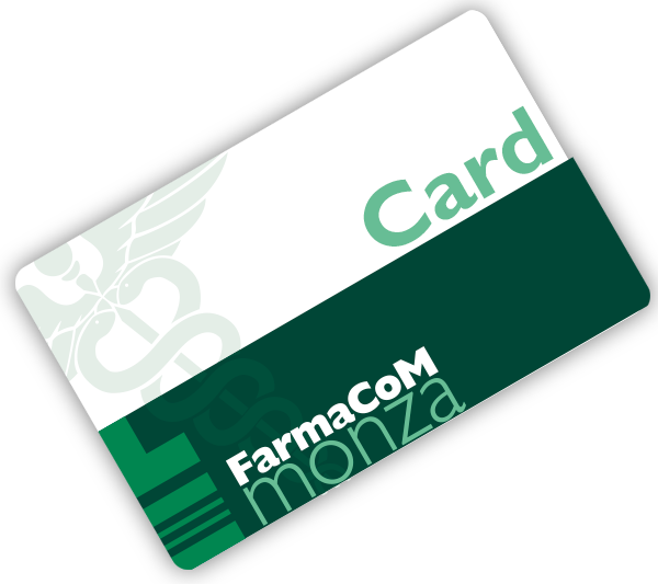 Fidelity card Farma.Co.M.